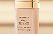 dolce and gabbana make up perfect matte foundation packshot