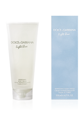 dolce-and-gabbana-Light Blue-perfume-women-body-cream-200-ml