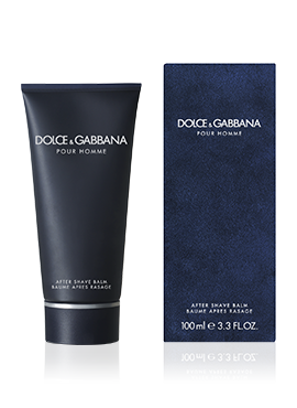 dolce-and-gabbana-Pour Homme-perfume-men-after-shave-balm-100-ml