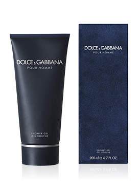 dolce-and-gabbana-Pour Homme-perfume-shower-gel-200-ml