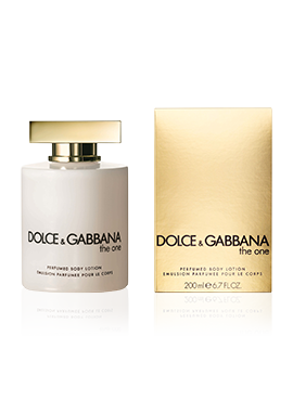dolce-and-gabbana-The One-perfume-women-range-body-lotion-200-ml