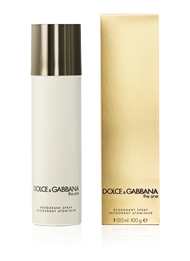 dolce and gabbana The One perfume women range deo spray 150 ml