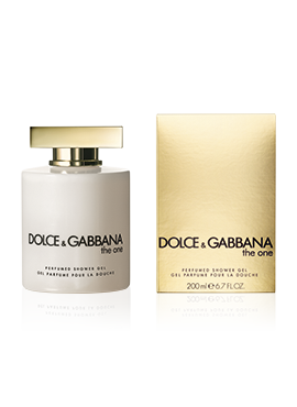 dolce-and-gabbana-The One-perfume-women-range-shower-gel-200-ml