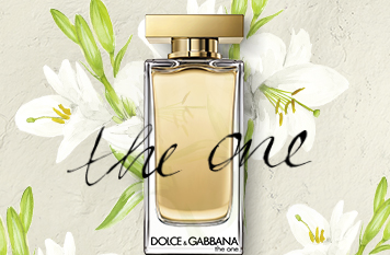 CROSSLINK_dolce and gabbana the one eau de toilette perfume women