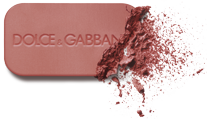 dolce and gabbana make up face blush of roses mocha 130 formula shot