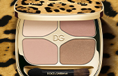 dolce and gabbana make up face felineyes YMAL