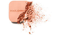 dolce and gabbana make up face dolce skin powder highlighter rose diamond formula shot