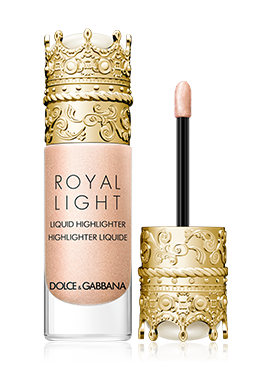 dolce and gabbana make up face royal light diamond pink